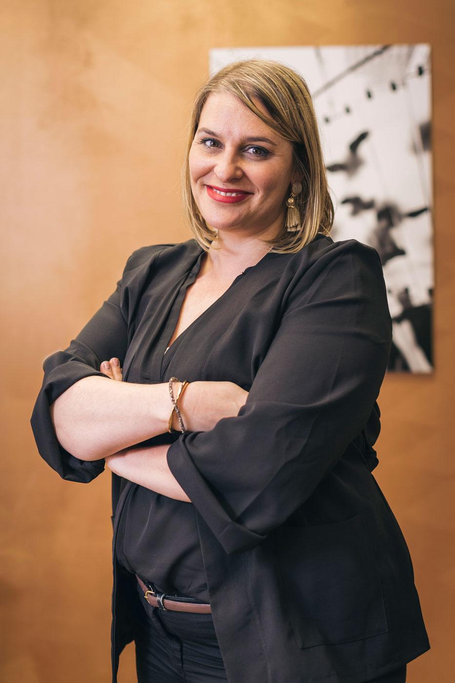 Magdaléna BUFFA